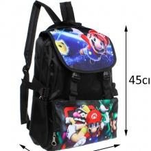 超级玛丽背包 马里奥路易基背包双肩包 游戏人物动漫背包书包